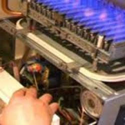 Entretien annuel de chaudière mural au gaz.